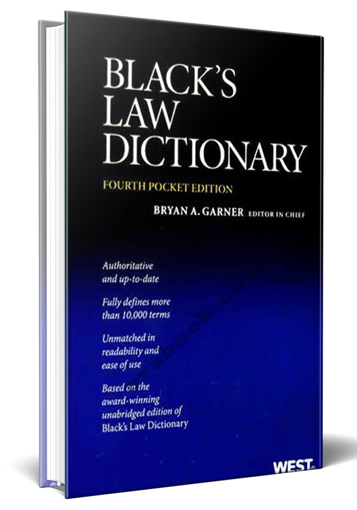 Blacks Law Dictionary 4th Edition